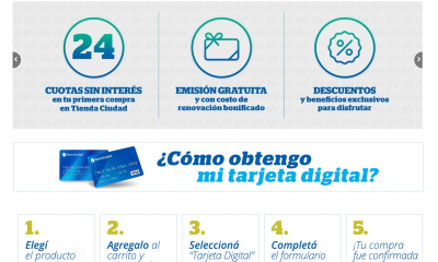 ecommerce Banco Ciudad