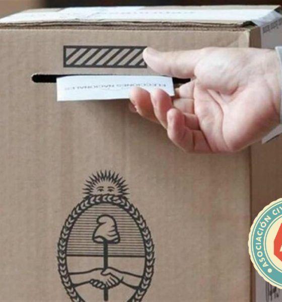 Elecciones PASO AMV