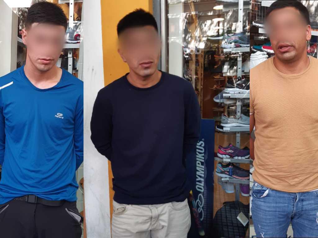 Chilenos detenidos en Villa Devoto