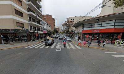 Calle Cuenca Villa del Parque