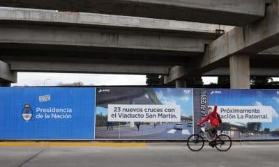 Viaducto San Martin La Paternal