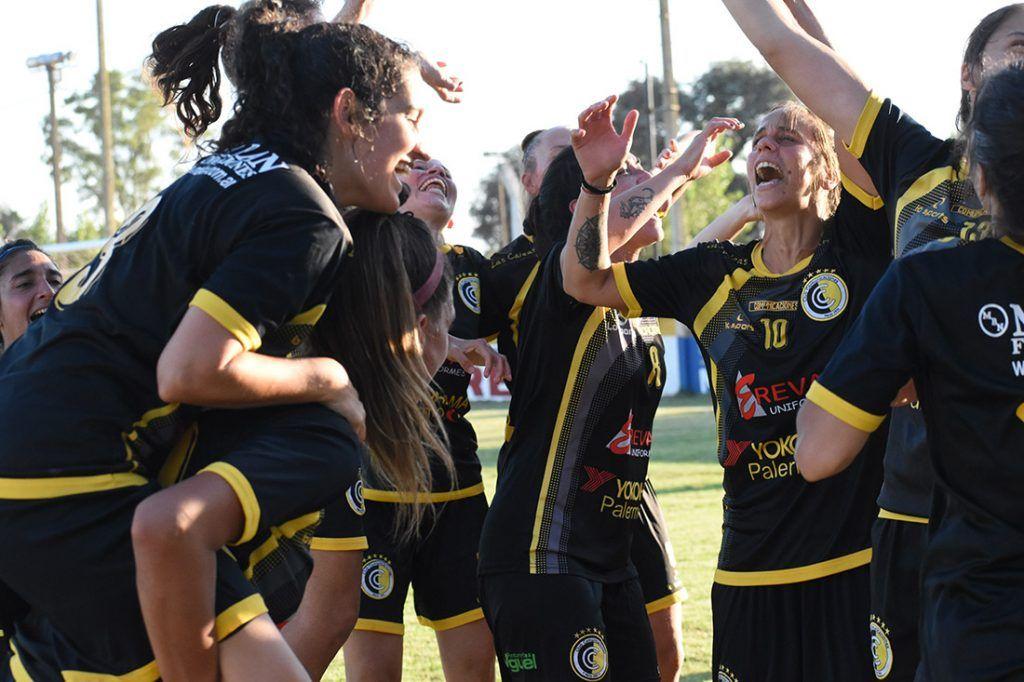 Club Comunicaciones campeon femenino