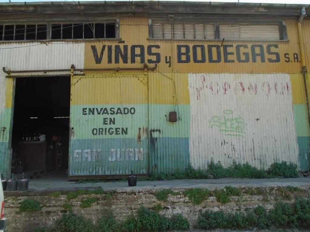 Ultimo Reducto del vino en La Paternal