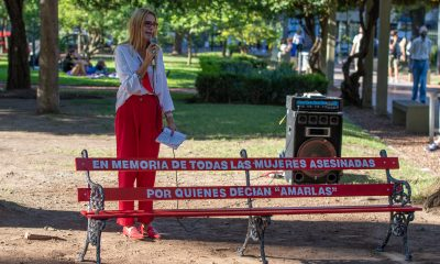 Claudia Fabiana Rizzo de casa ciudadana