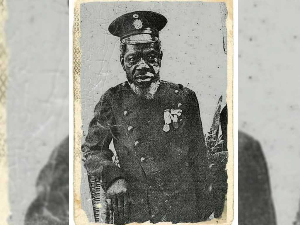 El Negro Muleta el argentino mas viejo