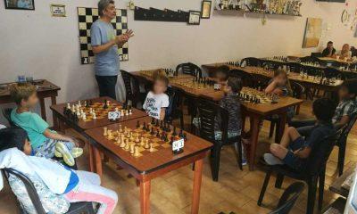 Club Ajederez Villa del Parque
