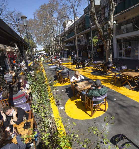 Fernandez Enciso peatonal Villa Devoto