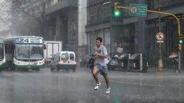 Días de viento y lluvia