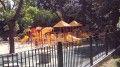 Nuevos juegos en la plaza de Villa del Parque
