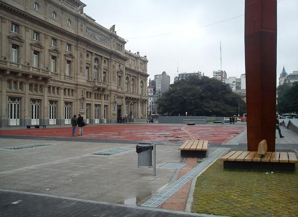Plaza Vaticano