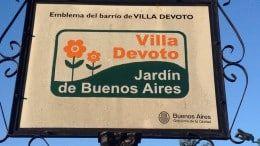 Villa Devoto, Jardín de Buenos Aires