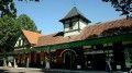 Estación Villa del Parque del Ferrocarril San Martín