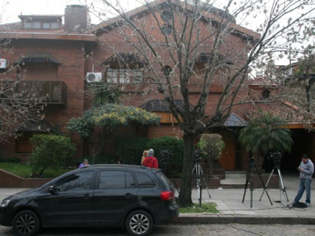 Casa Diego Maradona en Villa Devoto