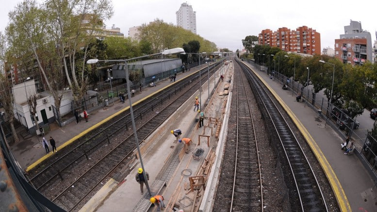 Estación Villa del Parque