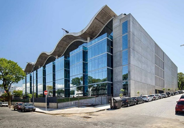Nueva sede del gobierno porteño
