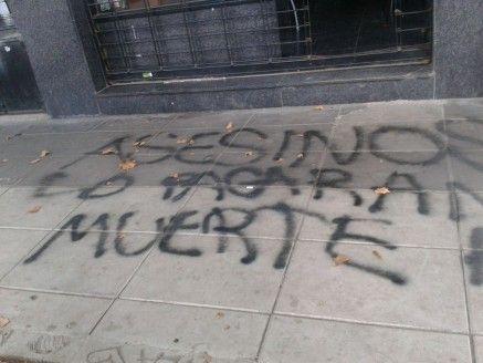 ASESINOS, LO PAGARAN. MUERTE A K