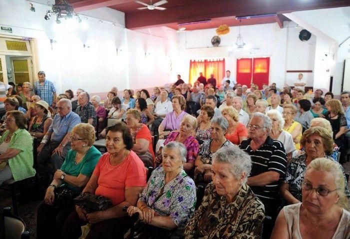 Club y Centro de Jubilados El Alba