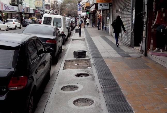 Puesta en valor de la calle Cuenca