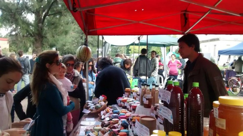Feria de alimentos Agronomía