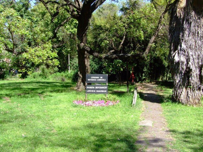 Jardín Botánico Lucien Hauman