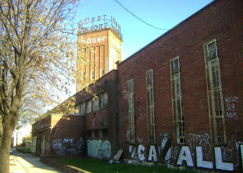 Ex fábrica de vinagres Hüser
