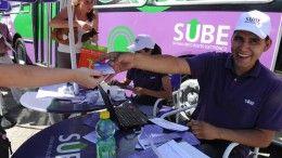 El 80 por ciento de los porteños utilizan la tarjeta SUBE